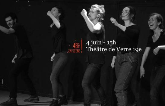 48h en scène festival théâtre de verre