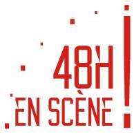 48h en scène festival théâtre logo