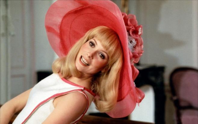 Catherine Deneuve Les Demoiselles de Rochefort Jacques Demy film