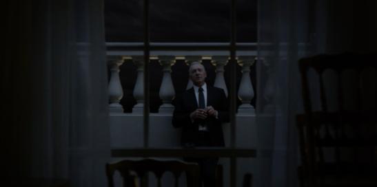 House of Cards Frank Underwood Kevn Spacey Season 5 Episode 1