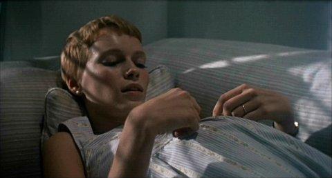 Mia Farrow Rosemary's Baby film Roman Polanski