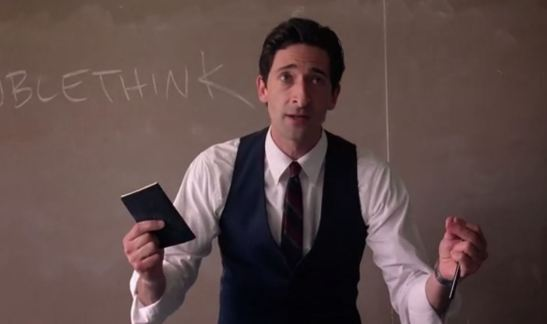 Adrien Brody Detachment film Henry Barthes