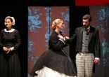 Au Bonheur des Dames théâtre Caroline Darnay Florence Camoin Zola