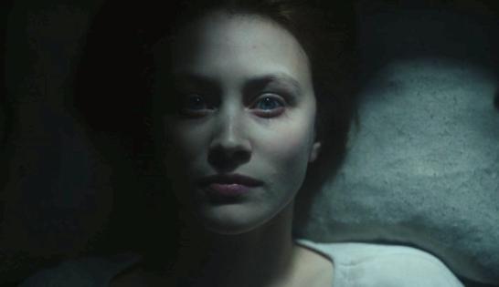 Alias Grace Captive série Netflix Sarah Gadon