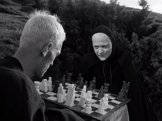 Ingmar Bergman Le Septième Sceau The Seventh Seal film