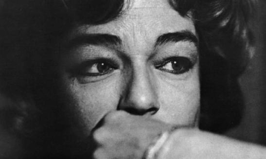 Simone Signoret la voix humaine jean cocteau