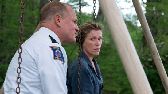 Three Billboards Outside Ebbing Missouri Martin McDonagh Woody Harrelson Frances McDormand