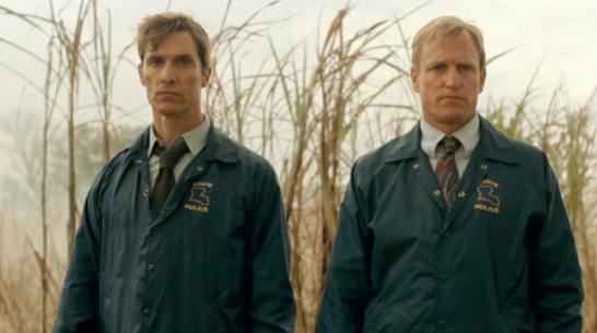 True Detective Matthew McConaughey Rust Cohle Woody Harrelson Martin Hart