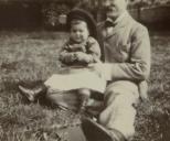 Rudyard and John Kipling