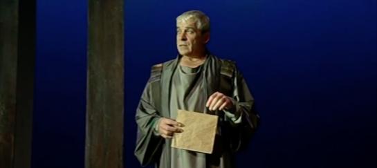Jacques Weber L'Evangile selon Pilate Schmitt