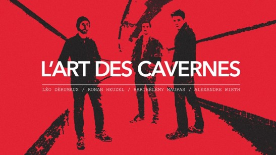 L'Art des Cavernes pièce de théâtre affiche