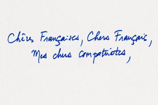 lettre de macron aux français