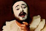 Pavarotti Pagliacci opera clown