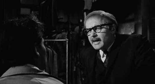 The Pawnbroker film Sidney Lumet Rod Steiger