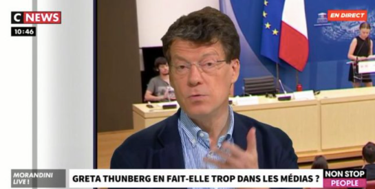 Laurent Alexandre Greta Thunberg CNEWS
