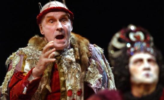 Le Roi se meurt Eugène Ionesco théâtre Michel Bouquet