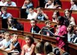 enfants assemblée nationale