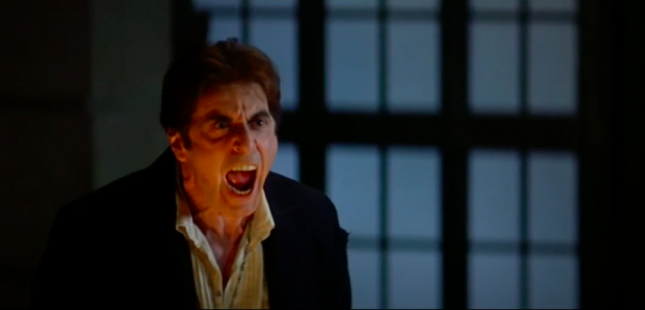 Al Pacino John Milton The Devil's Advocate film